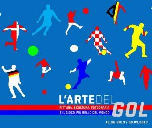 L'arte del gol in mostra a Reggio Emilia