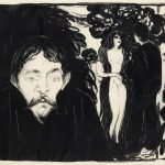 Edvard Munch Love and Angst
