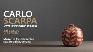 CARLO SCARPA. Vetri e disegni 1925-1931