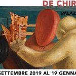 DE CHIRICO palazzo reale 2019