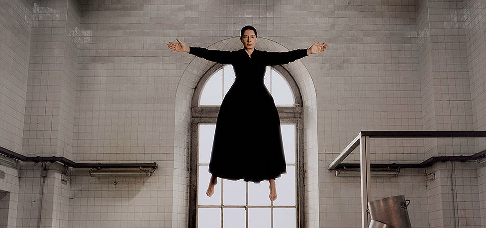 Marina Abramivic The Kitchen. Homage to Saint Therese