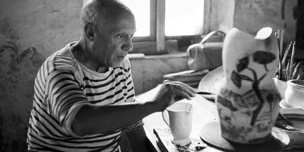 PICASSO, la sfida della ceramica