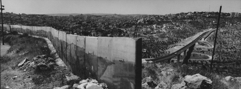 © Josef Koudelka - Gilo settlement overlooking Beit Jala 2008