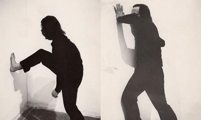 Emilio Prini_Studi per Pesi Spinte Azioni, 1968