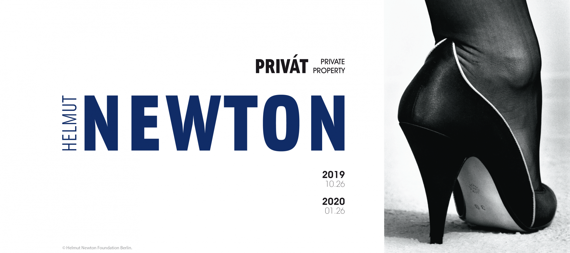 Private Property. Helmut Newton - DEBRECEN (Ungheria) MODERN AND CONTEMPORARY ARTS CENTRE (MODEM)