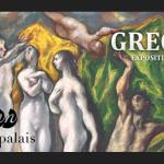 GRECO Exposition Grand Palais, Galerie sud-est