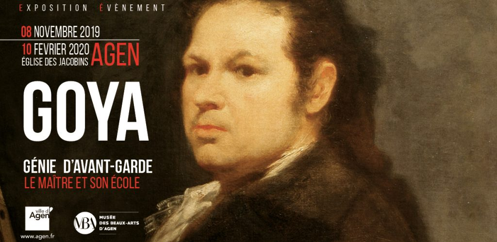 Goya: génie d'avant garde, le maitre et son école