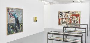 Karel Appel LATE NUDES, 1985 –1997 - Galerie Max Hetzler | Goethestrasse