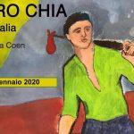 Sandro Chia. Viaggio in Italia - FOIANO DELLA CHIANA (Arezzo) Galleria Bagnai