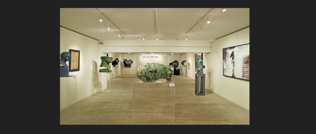 "MUSEI E LUOGHI DI CULTURA. 1 VENEZIA- parte terza "" Gallerie d'arte"""