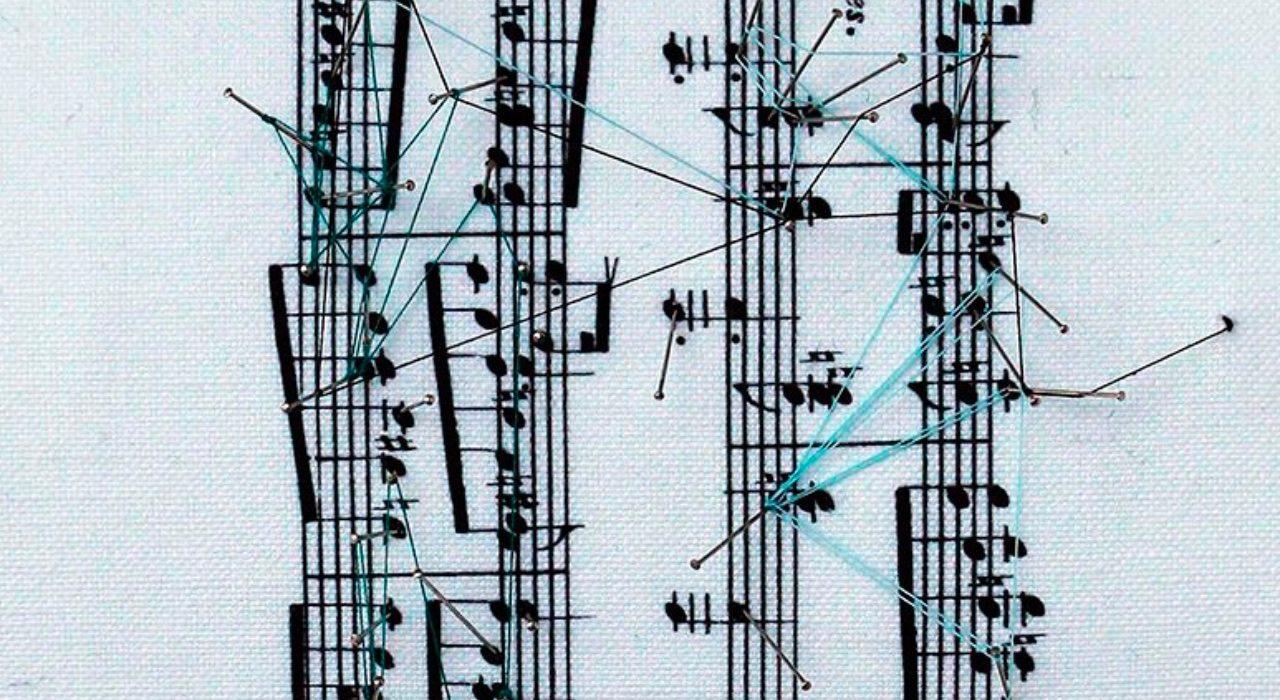 Donatella Lombardo. Partiture Mute. Note a margine