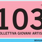 103ma Collettiva Giovani Artisti