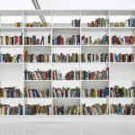 Momentary Monument The Library - LARA FAVARETTO Blind Spot