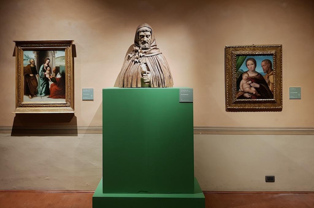 Niccolò dell'Arca, il San Domenico
