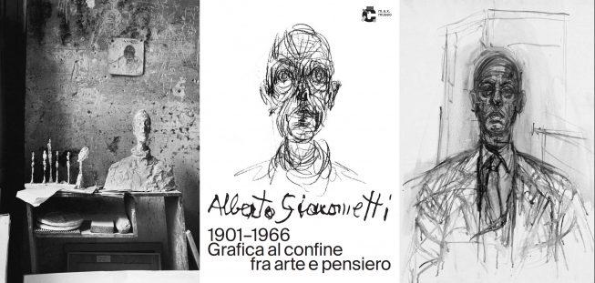 ALBERTO GIACOMETTI Grafica al Confine fra Arte e Pensiero