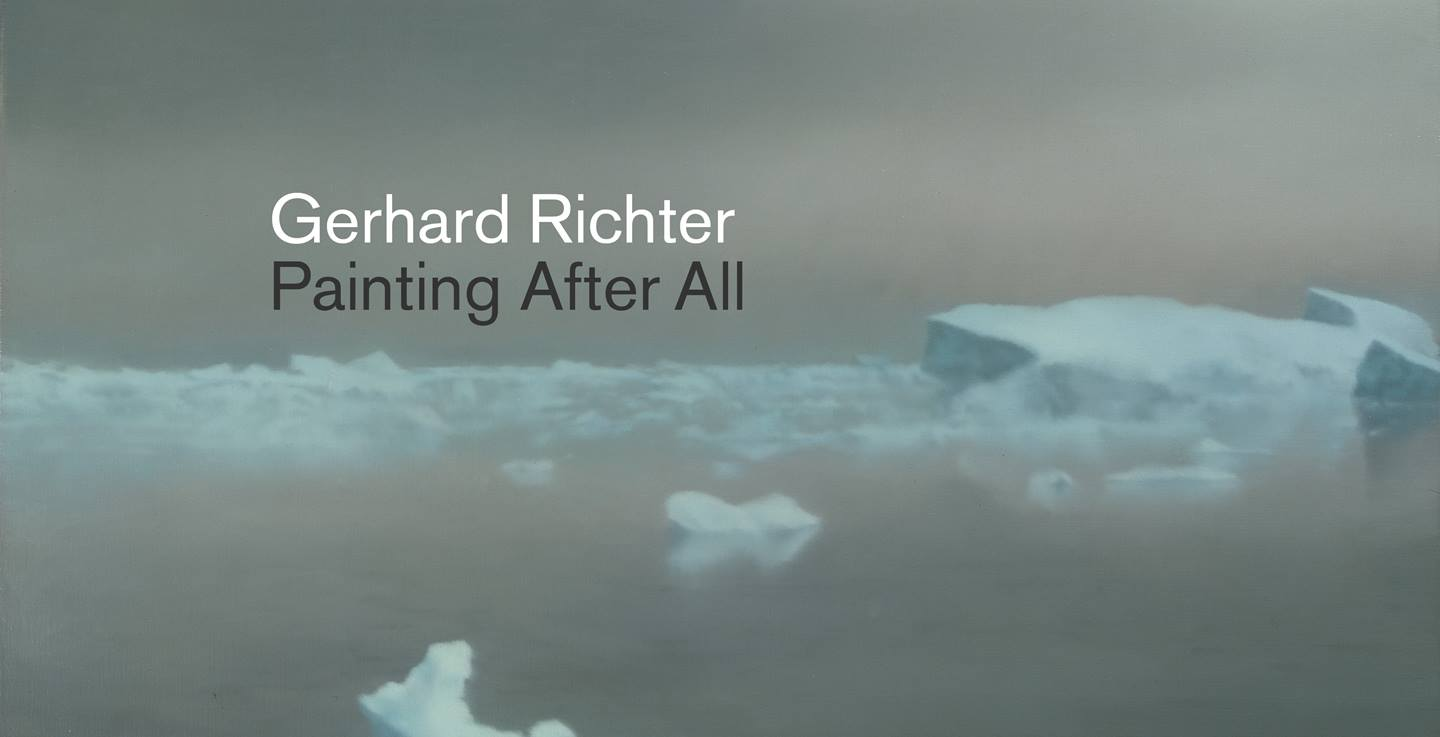 GERHARD RICHTER. Painting after all