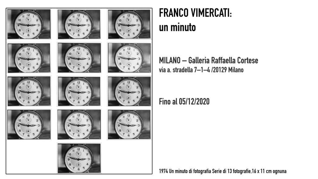 1974 Un minuto di fotografia Serie di 13 fotografie,16 x 11 cm ognuna