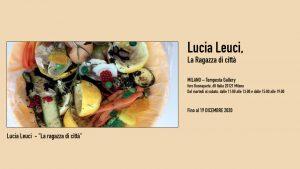 Lucia Leuci, La Ragazza di città
