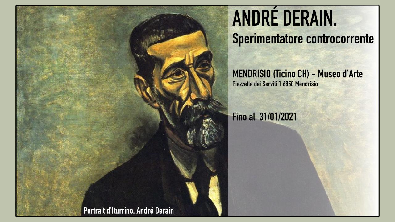 Portrait d'Iturrino, André Derain