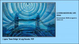 Tower Bridge di Luigi Russolo 1929