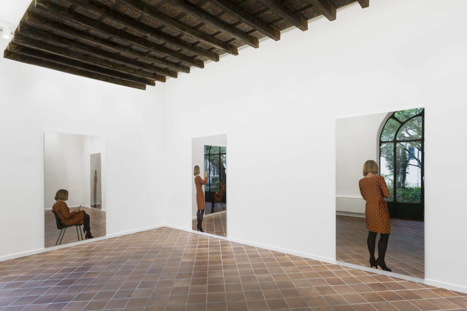 Michelangelo Pistoletto - dalla serie COMUNICAZIONE - Galleria Persano 2020