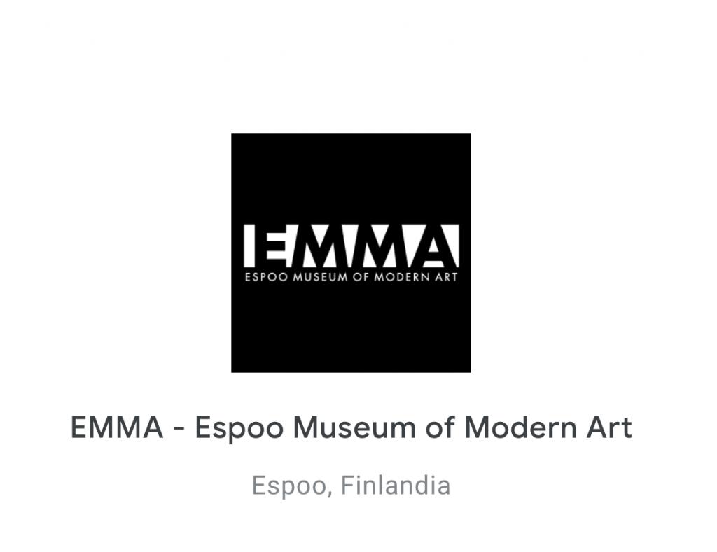 EMMA - Espoo Museum of Modern Art