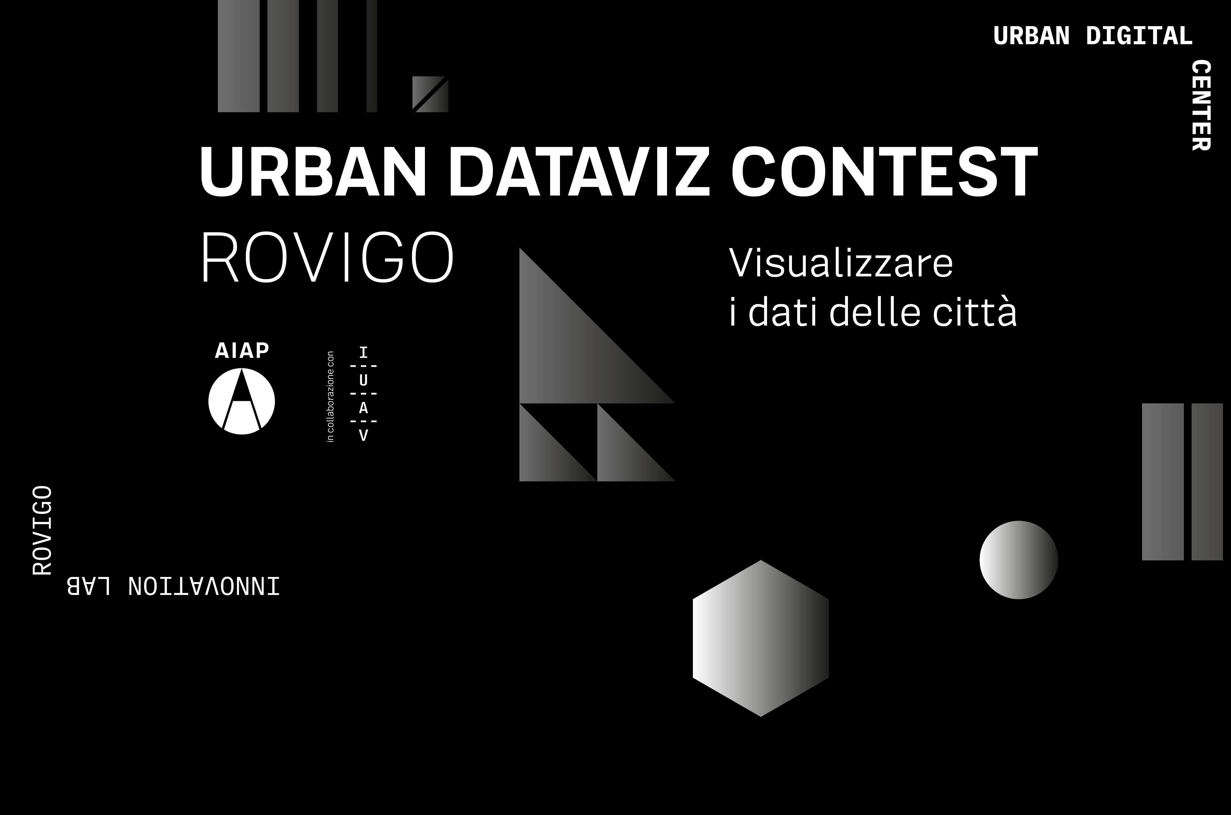 Urban Dataviz Contest Rovigo - Visualizzare i dati delle città