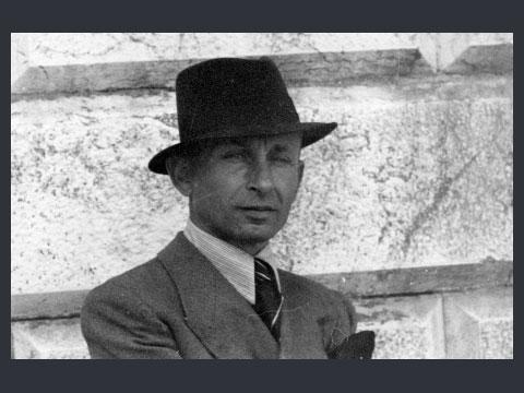 Giuseppe Samonà, Ritratto, 1949