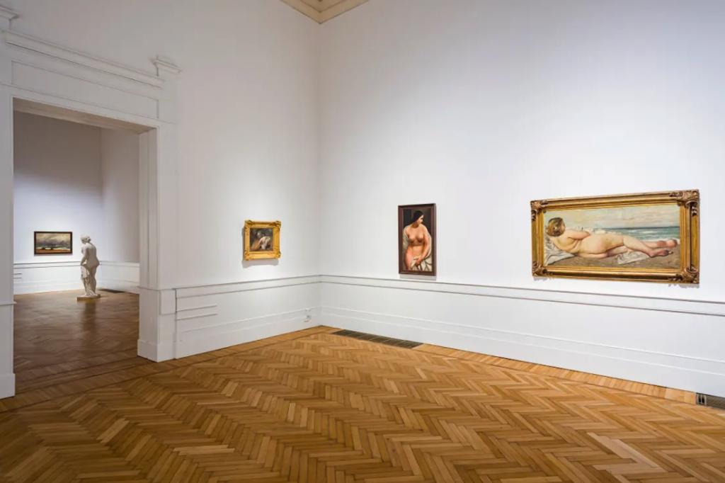 Time is Out of Joint, installation view – 5 Dalla collezione di: La Galleria Nazionale