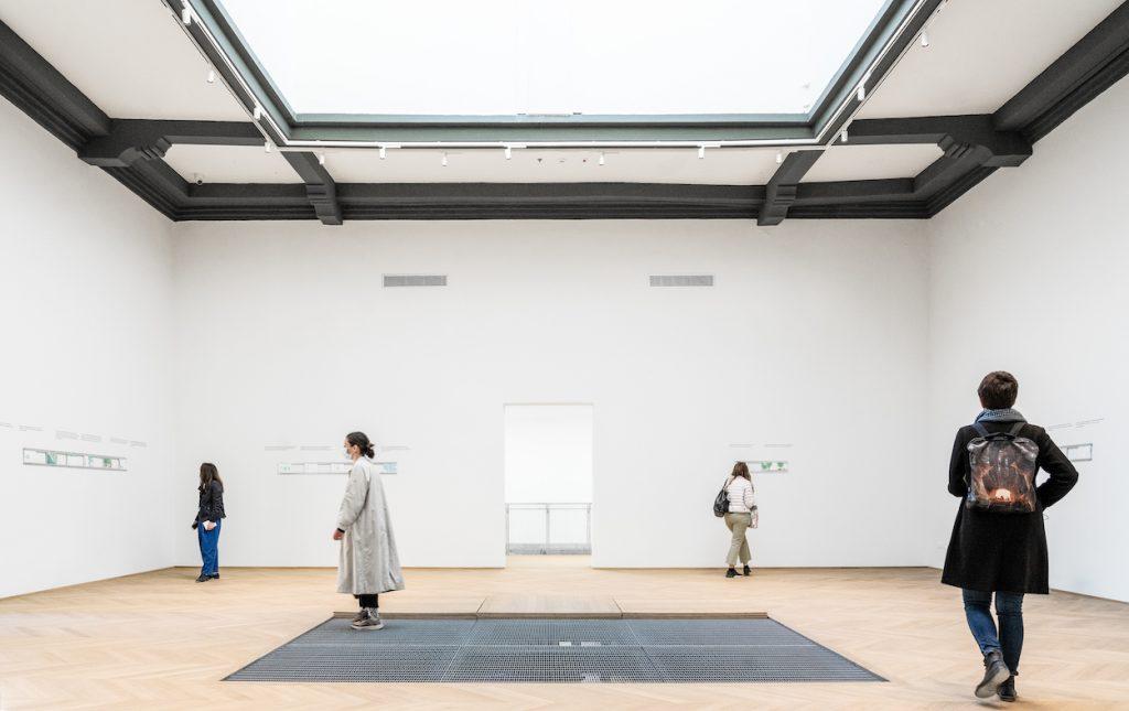 Open, Russian Pavilion at the 17th Venice Architecture Biennale.