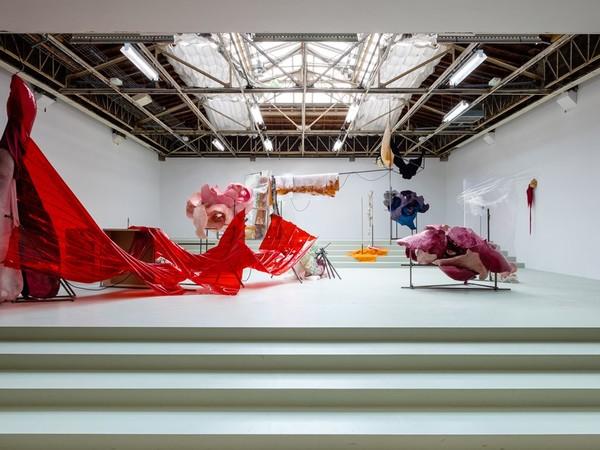 "Daiga Grantina, Atem, Lehm ""Fiato e Argilla"" , Installation view"