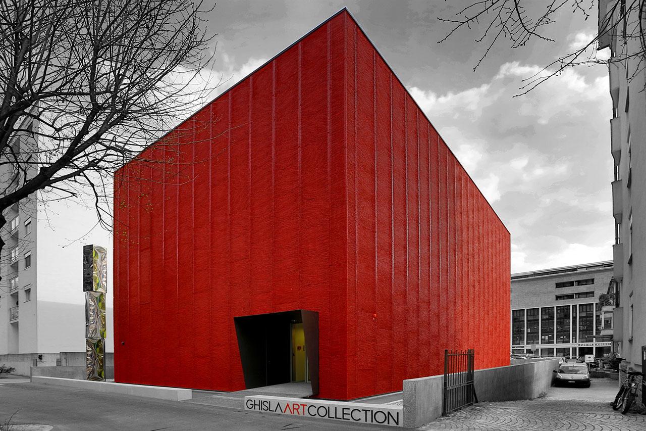 Ghisla Foundation, Locarno.