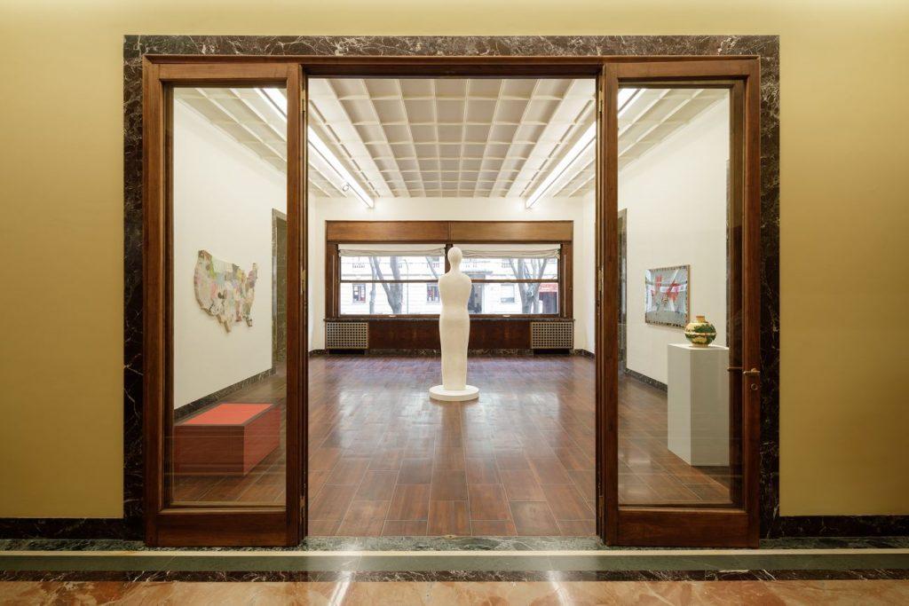 Installation-view-at-Massimo-De-Carlo