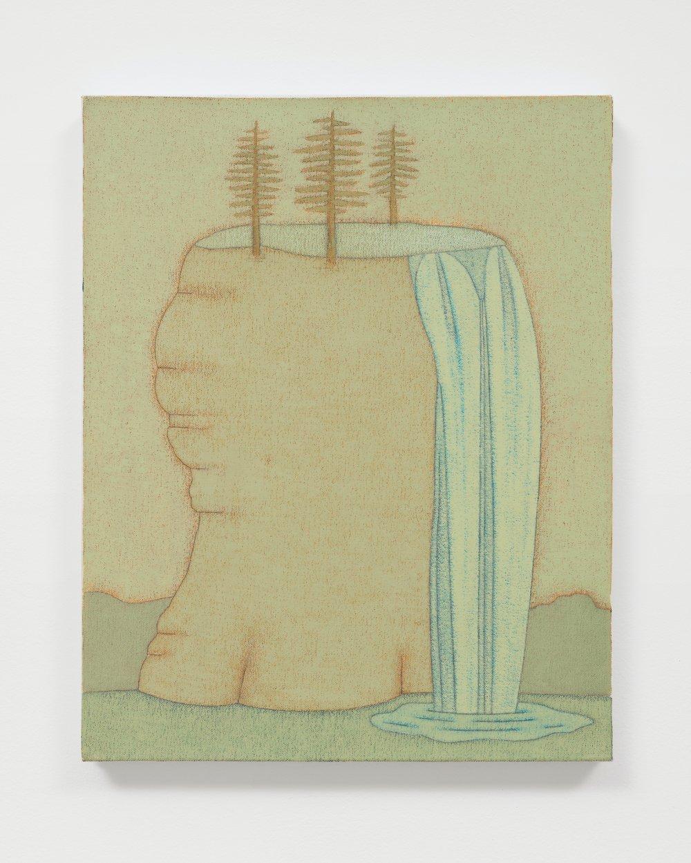 John Dilg, Eva Presenhuber, Installation view