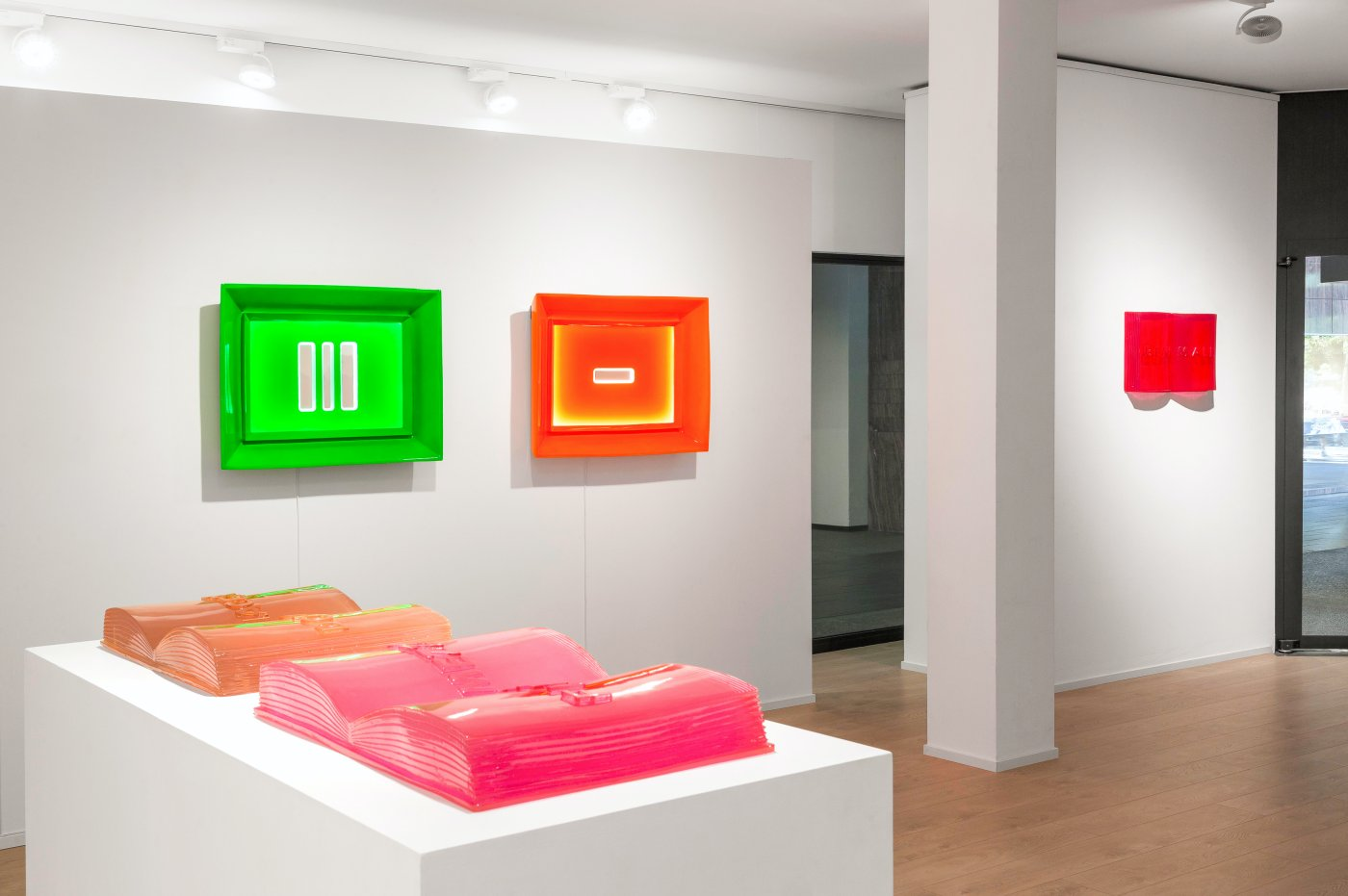 Cortesi-Gallery-Lugano-Chiara-Dynys-Installation view