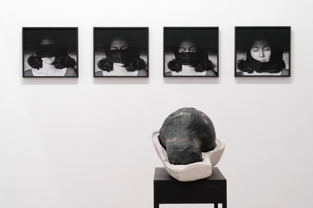 Focus on, Anna Maria Maiolino, Installation view