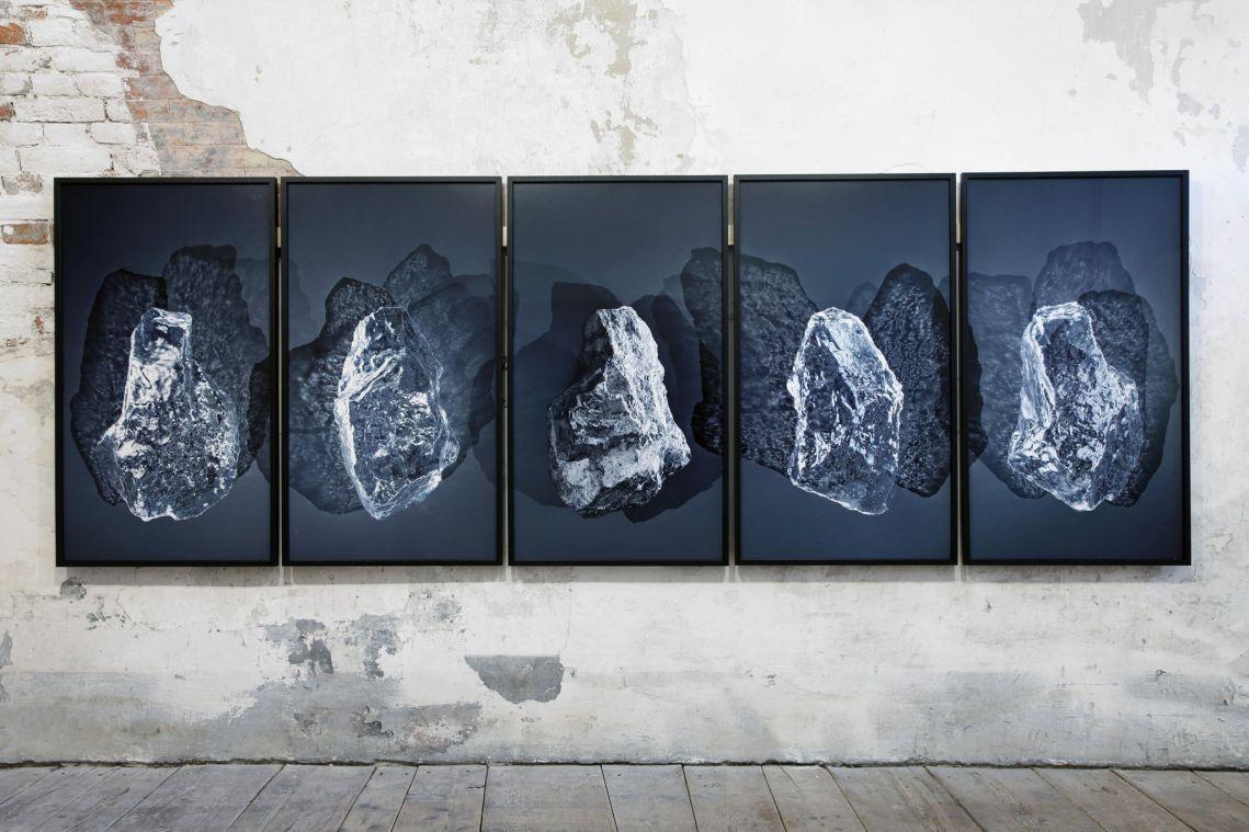 Michael Fliri, La luz nunca ve una sombra, Installation view