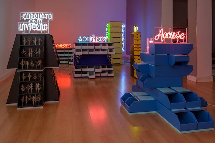 Carlos Garaicoa, Imagenenes infieles, Installation view