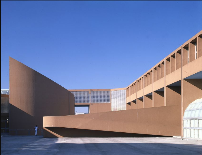 Carlo Aymonino, IUAV, Installaton view