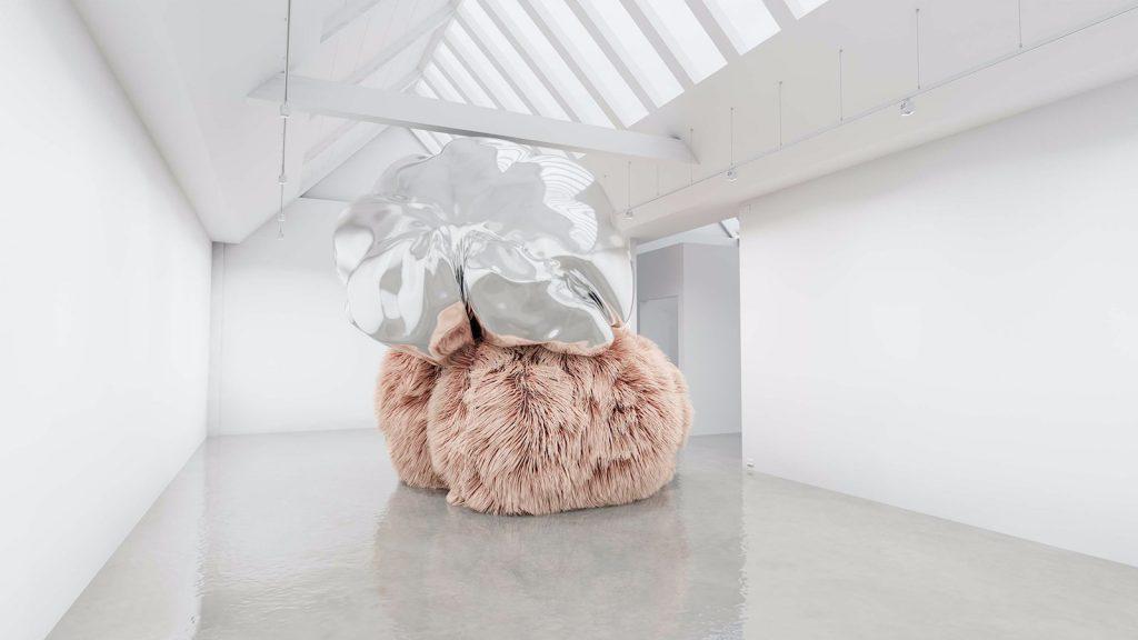 New Viewings Alex Schweder, Installation view